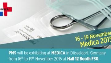 Visit us at Medica 2015