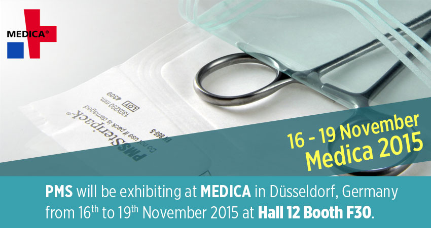 PMS Medica 2015 Invitation
