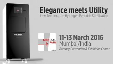 PMS at Medical Fair India