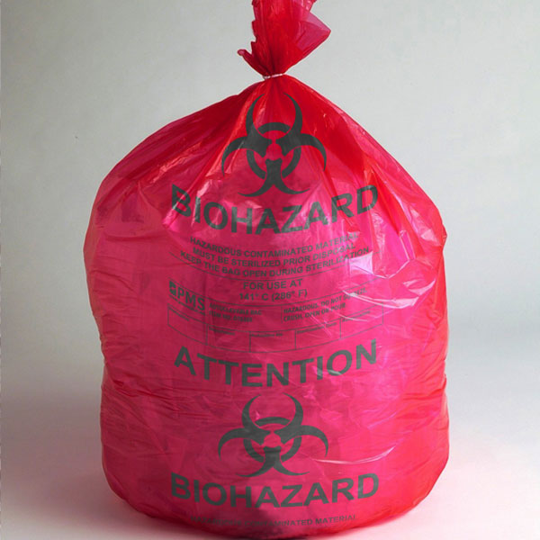 Autoclavable Biohazard Bag