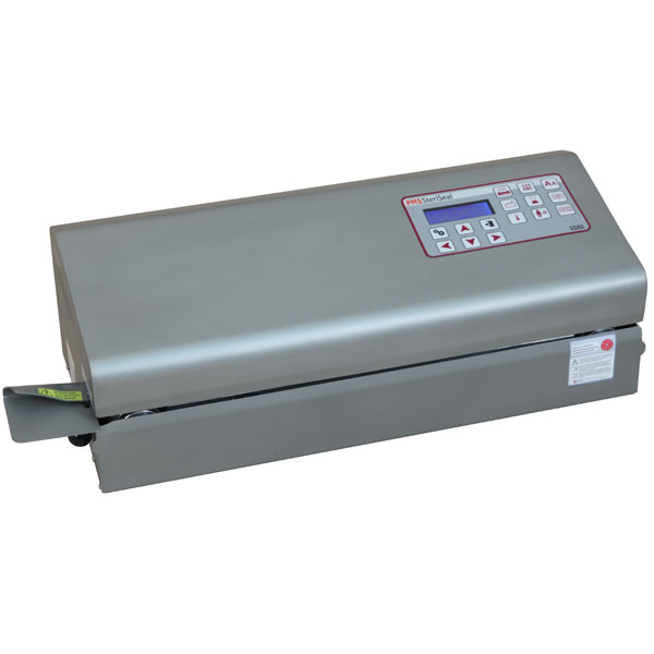Rotary Sealer with Printer