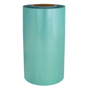 Steam Sterilizable PET/PP Film Web