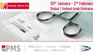 Arab Health 2017 Fuarı yaklaşıyor
